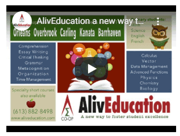 Aliveducation Vedio One